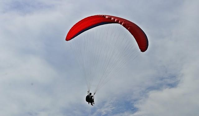 como e voar de parapente 2 - Flyco Parapente - Foi Mágico E Olha Que Jamais Pensei Em Voar Assim
