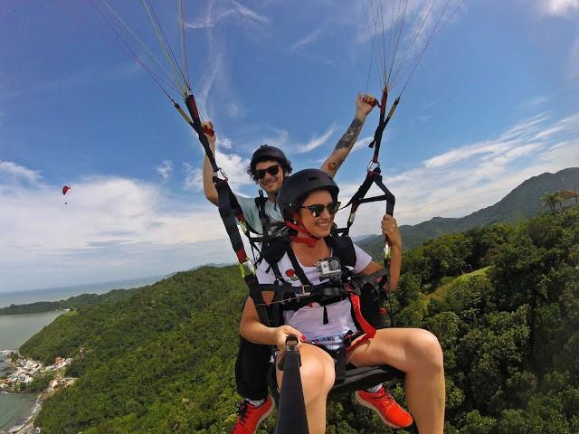 como e voar de parapente 4 - Flyco Parapente - Foi Mágico E Olha Que Jamais Pensei Em Voar Assim