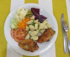 prato de comida