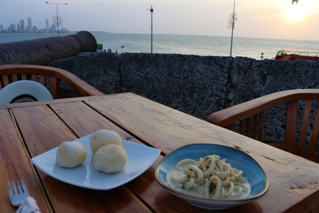 cartagena cafe del mar