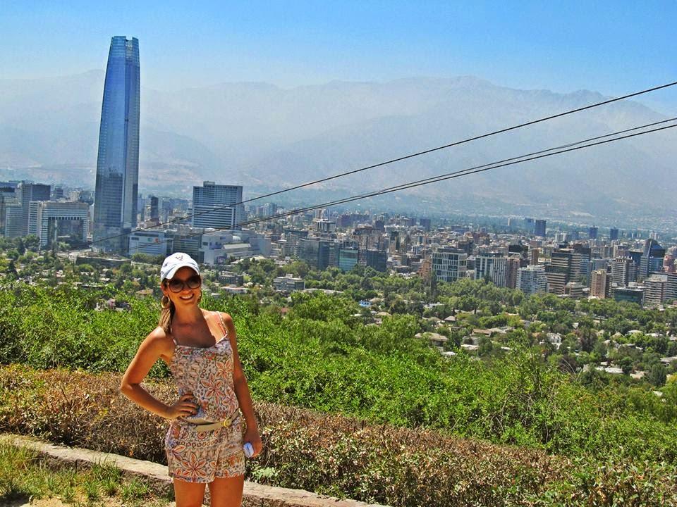 costanera mall santiago - Santiago No Verão? Conheça 10 vantagens de Visitar A Capital Chilena Na Época Mais Quente Do Ano