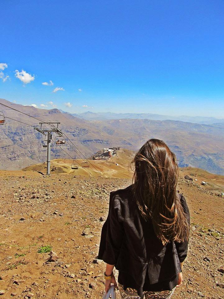 valle nevado no verao - Santiago No Verão? Conheça 10 vantagens de Visitar A Capital Chilena Na Época Mais Quente Do Ano