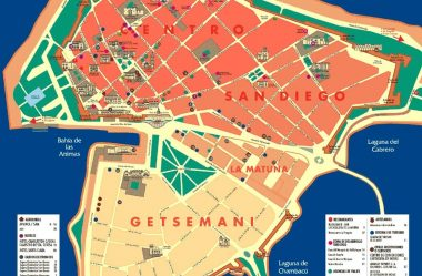Onde Ficar Em Cartagena? Raio-x Dos Melhores Bairros Para Se Hospedar – Guia Completo