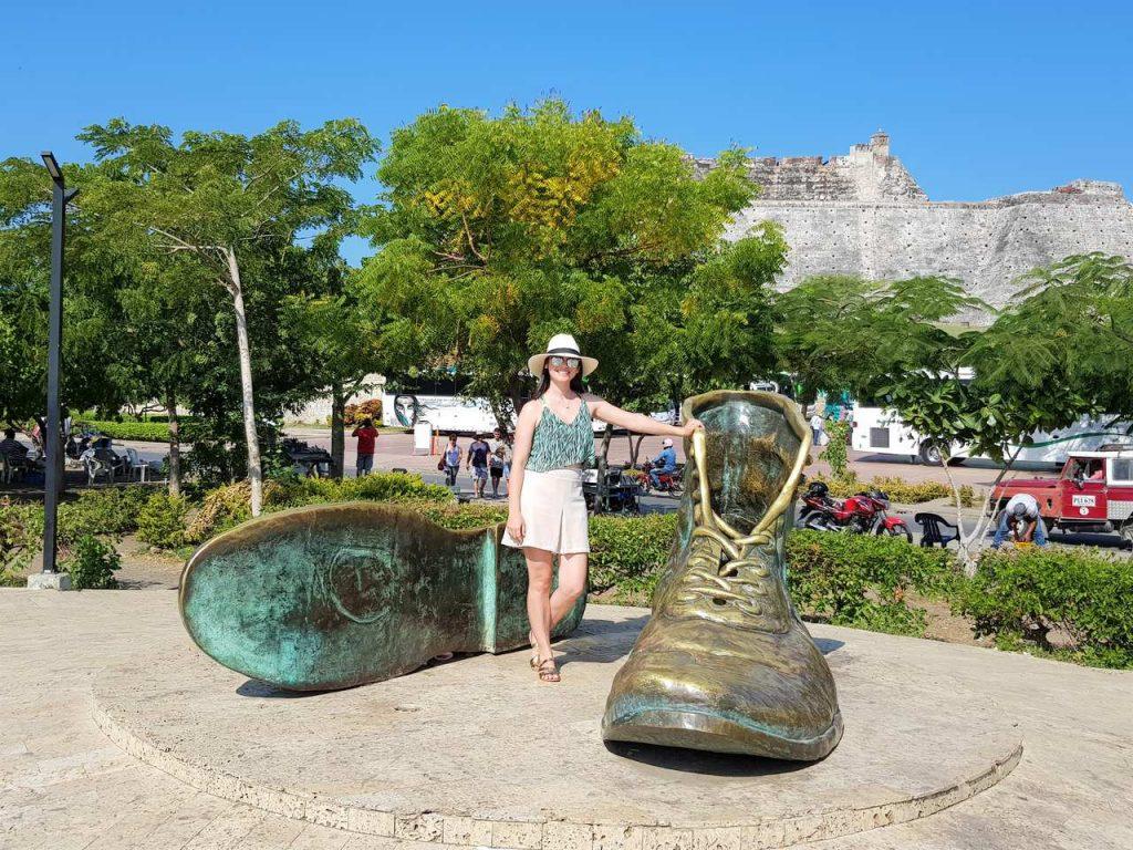 castelo san felipe cartagena 2 1024x768 - Castelo De San Felipe De Barajas Em Cartagena- Você Precisa Saber Apenas de Um Detalhe