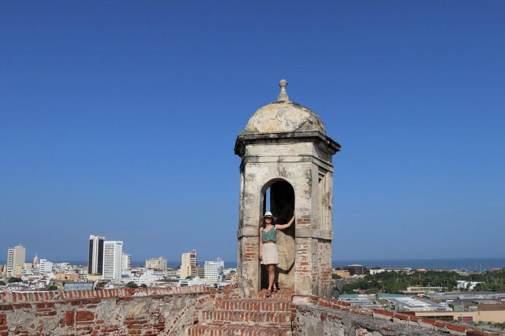 castelo san felipe de barajas 1024x682 - Castelo De San Felipe De Barajas Em Cartagena- Você Precisa Saber Apenas de Um Detalhe