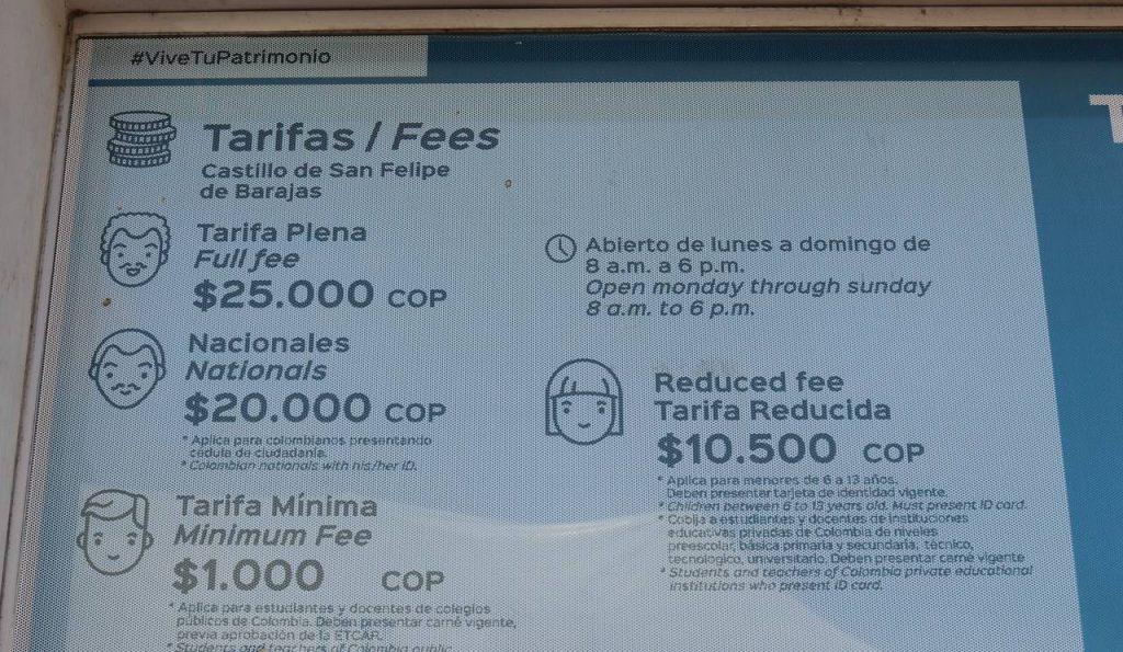 castelo san felipe de barajas 17 1024x595 - Castelo De San Felipe De Barajas Em Cartagena- Você Precisa Saber Apenas de Um Detalhe