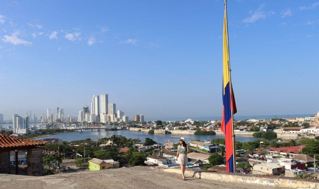 castelo san felipe de barajas 6 1024x607 - Castelo De San Felipe De Barajas Em Cartagena- Você Precisa Saber Apenas de Um Detalhe