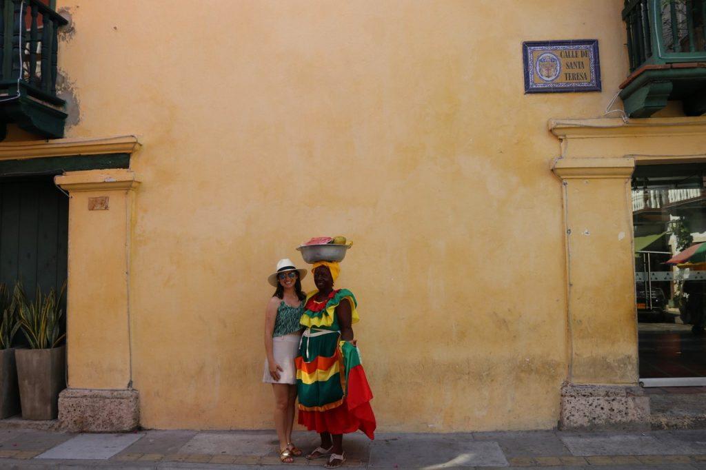 passeios em cartagena
