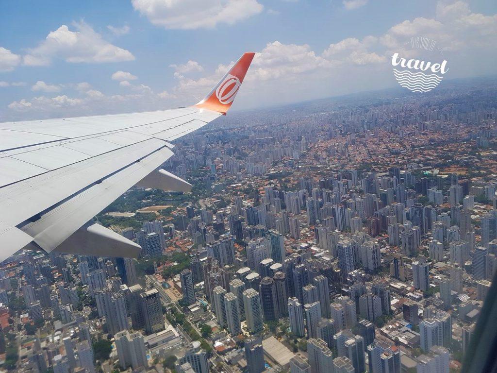 viagem de aviao 1024x768 - Viagem Para Porto Seguro: Passo A Passo De Como Planejar Suas Férias Por Conta Própria