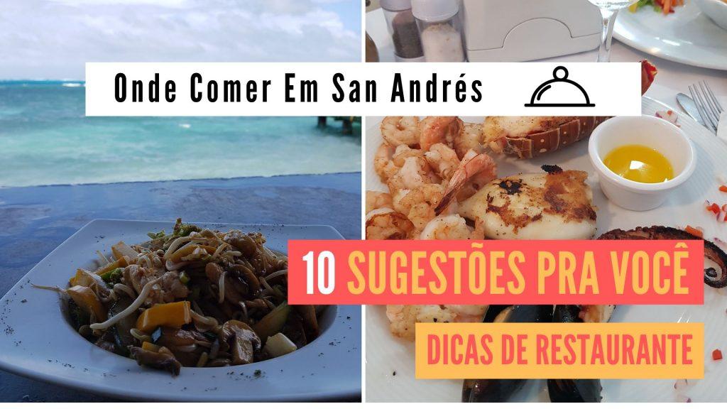 onde comer em san andres 1024x576 - Onde Comer Em San Andres? 10 Sugestões Infalíveis De Restaurantes Com Fotos e Valores