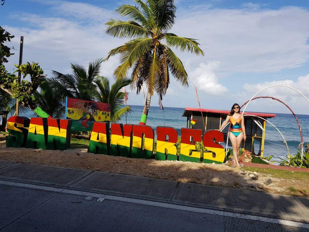 ilha de san adres