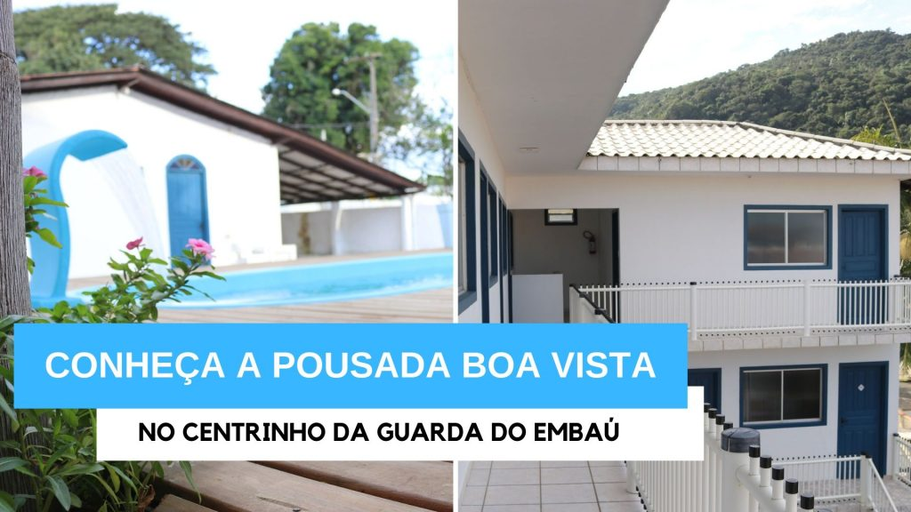 pousada boa vista guarda do embau