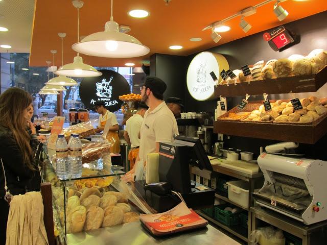 padaria cafe da manha - Café Da Manhã Em Lisboa - Na Padaria ou No Hotel? Qual Compensa Mais?