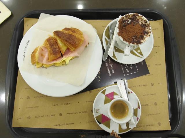 padaria em lisboa barata - Café Da Manhã Em Lisboa - Na Padaria ou No Hotel? Qual Compensa Mais?