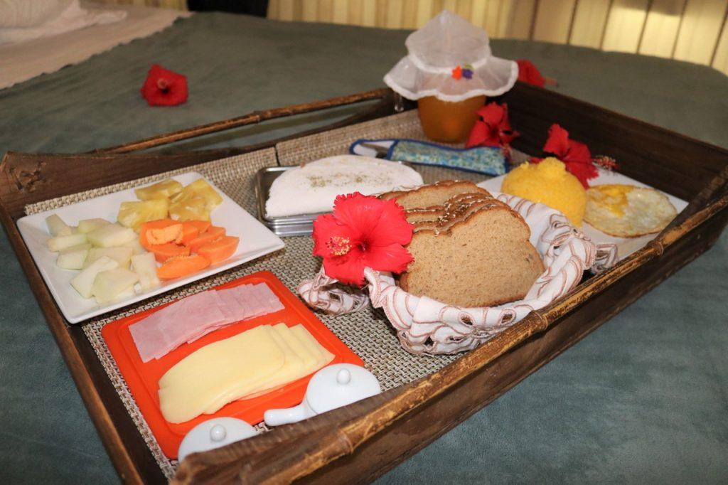 pousada santuario cafe da manha 1024x682 - Pousada Santuário Noronha- Conheça Uma Opção Excelente De Hotel Em Fernando De Noronha