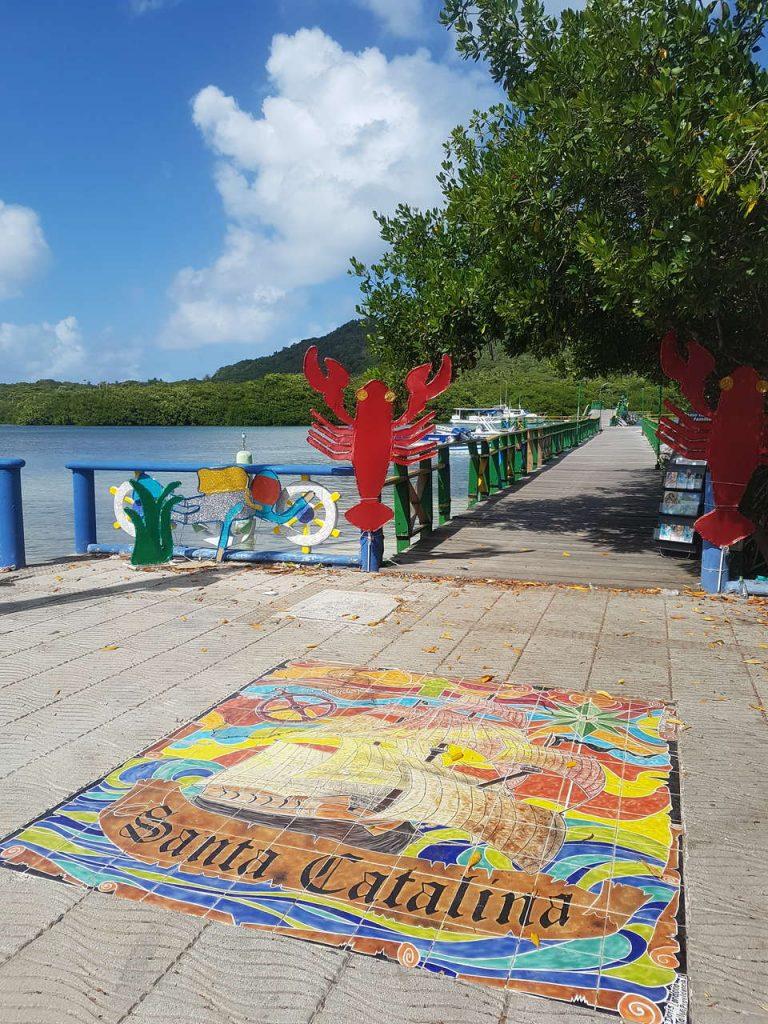 ilha de santa catalina colombia 1 768x1024 - Onde ficar em Providencia e Santa Catalina na Colômbia?