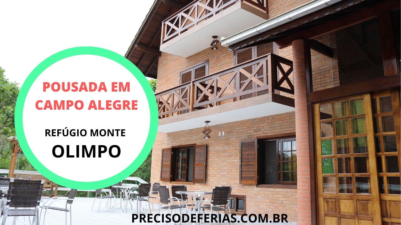 pousada refugio monte olimpo - Refúgio Monte Olimpo - 5 Motivos Para Se Hospedar No Paraíso Em Meio A Muito Verde E Cachoeiras