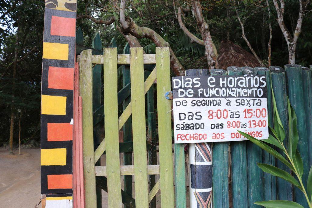 horario reserva da jaqueira pataxo 1024x682 - Reserva Da Jaqueira - Como Descobri Esse Passeio Fantástico Em Porto Seguro? Tenho Muita Coisa Pra Te Contar!