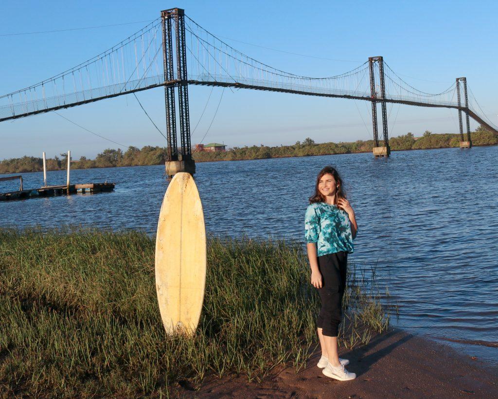 ponte pensil barra velha 3 1024x819 - Barra Velha Em Santa Catarina - Por que A Ponte Pênsil É Tão Visitada?